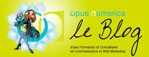 Opus Numerica - le Blog d'une consultante en communication et graphiste à Avignon