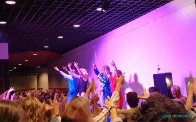 L'espace de la danse et de la performance: unsoir àCavaillon