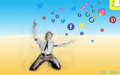 Les réseaux sociaux ont-ils remplacé les forums professionnels ?