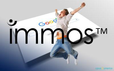 Arriver en tête des résultats de Google en quelques semaines: letémoignage d'Immos™